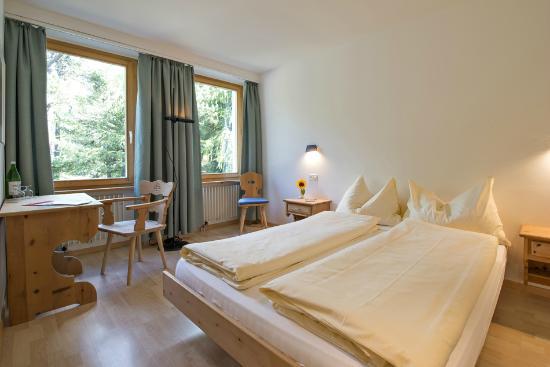 Hotel Restaurant Morteratsch: Zimmer Montebello