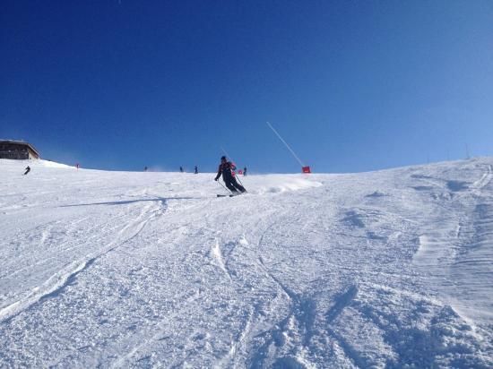 Residence Chalet des Neiges Plein Sud : Best skiing in France