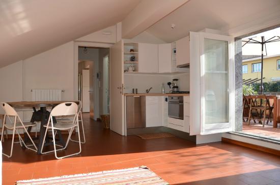 Solone con angolo cottura - Appartamento bilocale con terrazzo ...