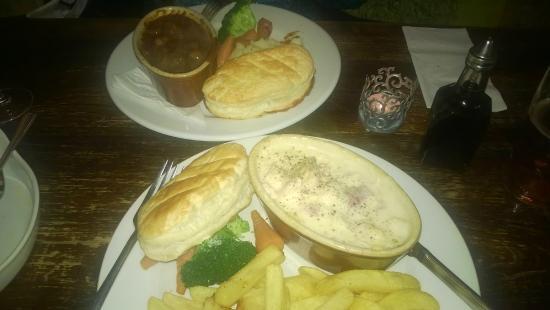The Lamb Inn: Pie night !!