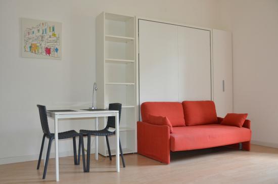 Sigieri Residence Milano: Appartamento con cucina a vista