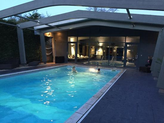 Homewood Park Hotel Spa Lovely Pool