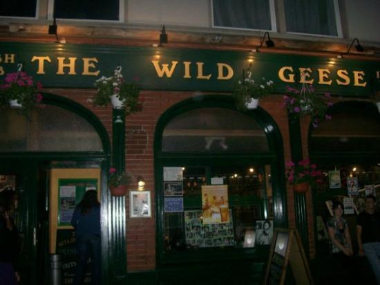 The Wild Geese Irish Pub Braunschweig Bild Von The Wild Geese