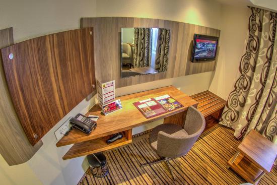 City Lodge Hotel Bryanston In Room Work Desk