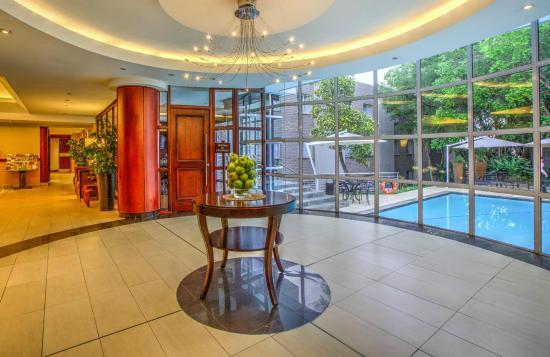 City Lodge Hotel Bryanston Foyer