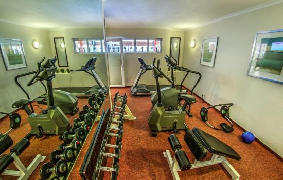 City Lodge Hotel Bryanston On Site Fitness Room