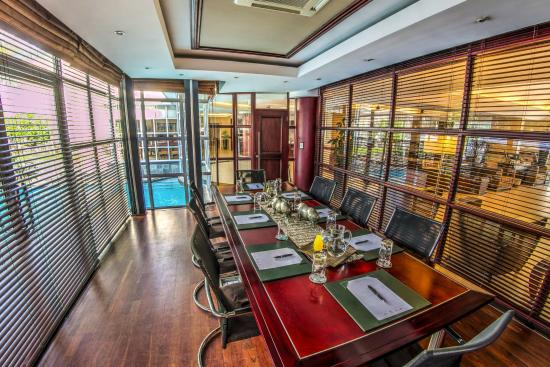 City Lodge Hotel Bryanston: Boardroom