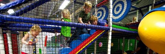 Angmering, UK: Soft Play