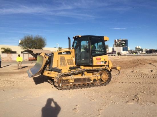 Big Dig Adventure: new machine !