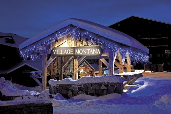 Village Montana : Extérieur