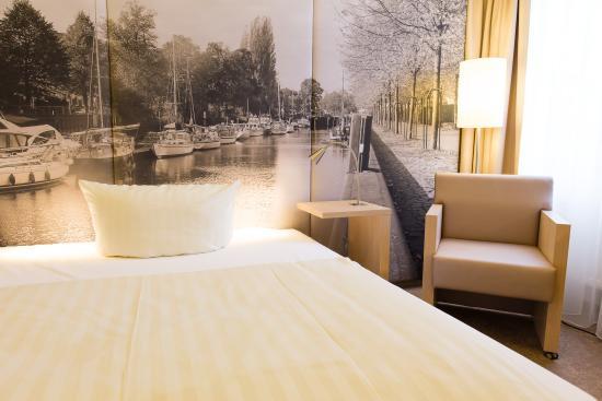 Hermes Hotel Oldenburg: Business Einzelzimmer