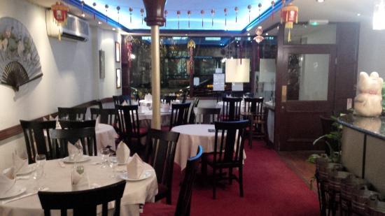 Mr Chong S Restaurant Walton On Thames