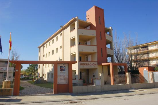 Apartaments Mas Pinell: Mas Pinell TER