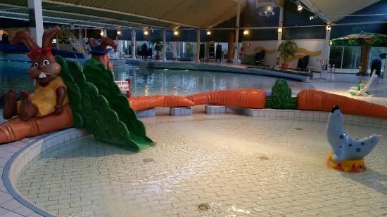 Zwembad Picture Of Roompot Beach Resort Kamperland Tripadvisor