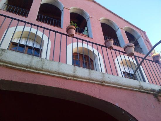 Cal Cabre del Priorat: Exterior hotel