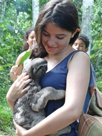 Heliconia Amazon River Lodge: Una experiencia que mi hija atesora