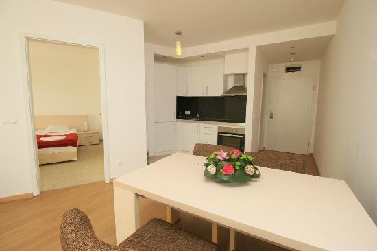 Saint George Palace : Our 1 bedroom apartment