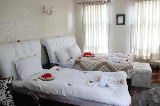 Ottoman Elegance Hotel : номер в отеле