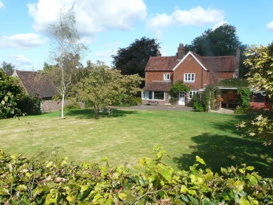 Ashurst, UK: Manor Court Farm