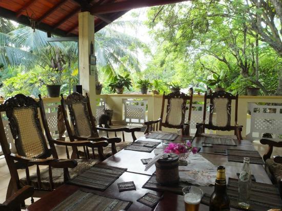 Palm Grove: Downstairs Lounge..!