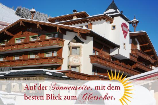 Alpenbad Hotel Hohenhaus: Aussenansicht