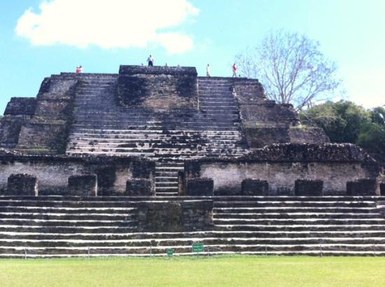 Altun Ha Mayan Ruins Picture Of Belize Tourism Village Belize City Tripadvisor