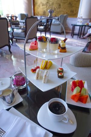 Shangri-La Hotel,Bangkok: Krungthep Wing Afternoon High Tea