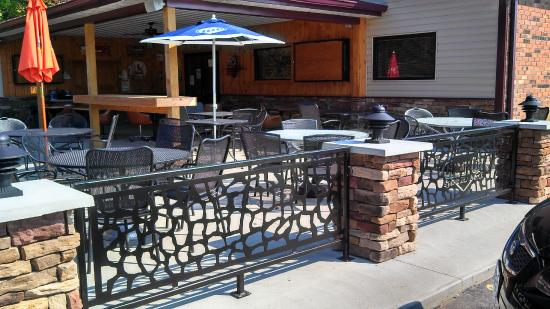 Game On Sports Bar U0026 Grill: Outside Patio Part 55