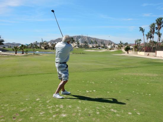 Punta Sur Golf Course