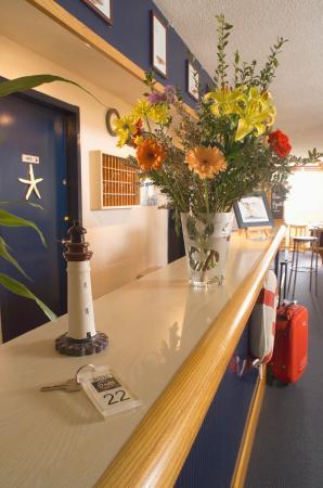 Hôtel Stars Antibes : Reception