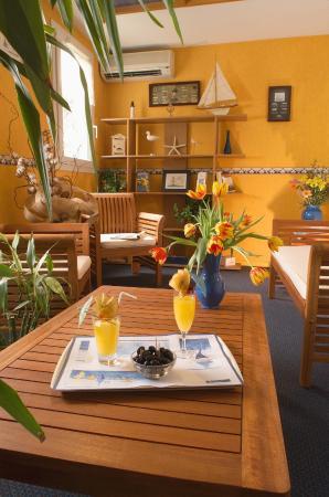 Hôtel Stars Antibes : Lobby