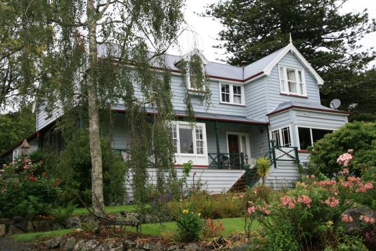 The Drury Homestead: The  Homestead