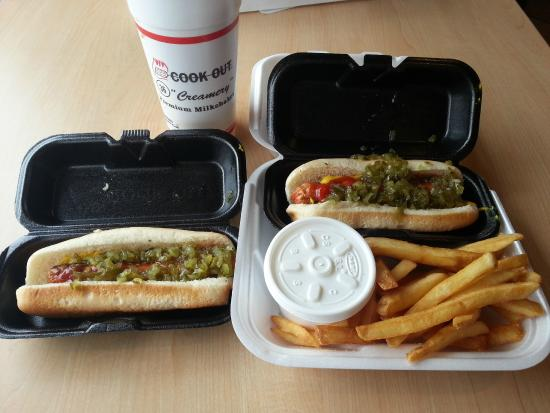 Perfect Combination Of High Quality And Very Low Price Review Cookout Lexington Ky Tripadvisor