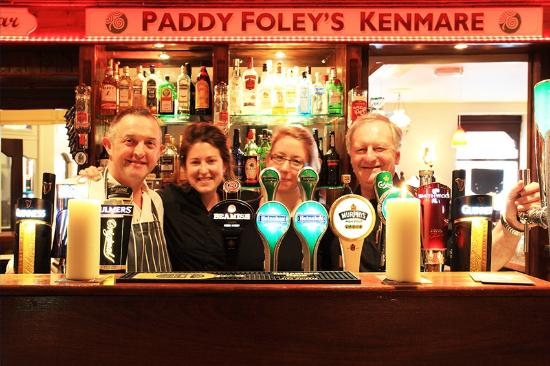 Foleys Guesthoues & Self-Catering Holiday Homes: our team at foleys