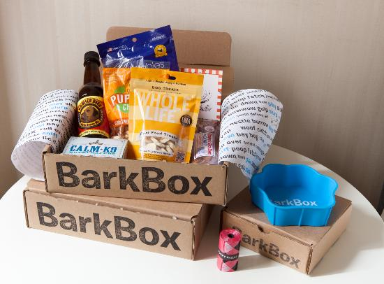 goodDOG by The Benjamin was created in partnership with BarkBox, the New York-based monthly subs