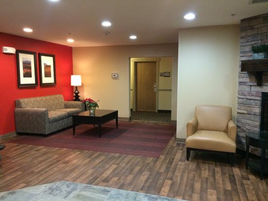 Extended Stay America - Anchorage - Midtown: Lobby