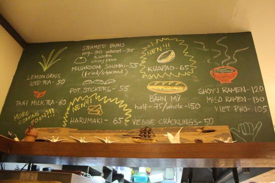 Foto de wabi sabi makati wabi sabi tripadvisor for Terrace 33 makati menu