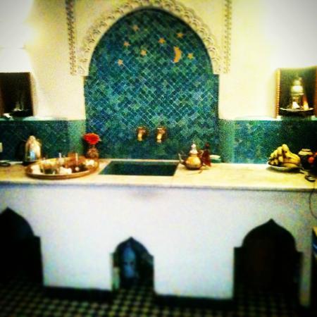 Dar Sienna: Kitchen
