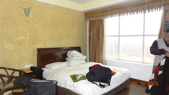 Hotel The Pearl: spacious and well lighted