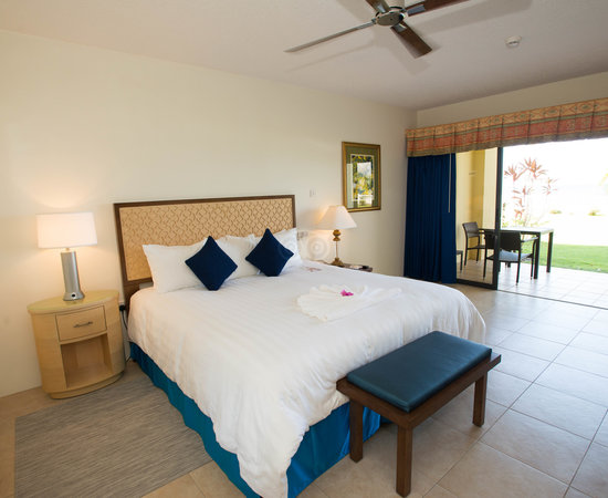 The Executive Oceanview Room At Radisson Grenada Beach Resort