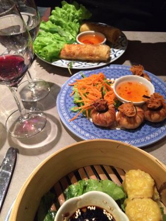 Kloung Soukhothai & Abet : Great food