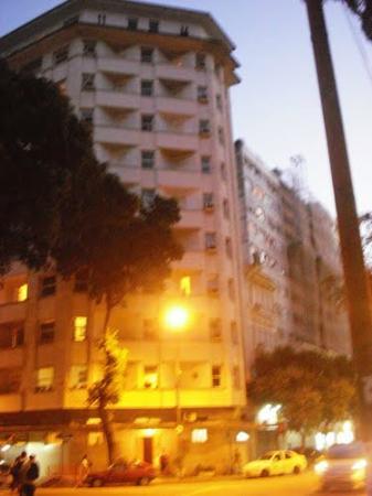 Hotel Carioca : Fachada
