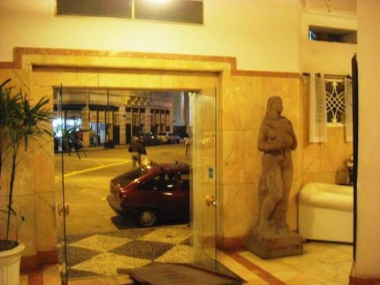 Hotel Carioca : Saguão