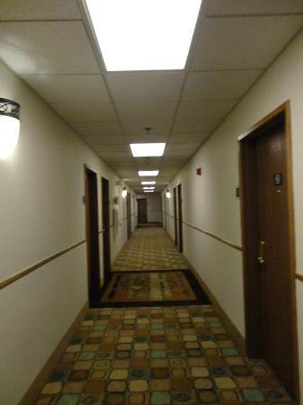 Best Western Plus Plaza Hotel : Parte interna