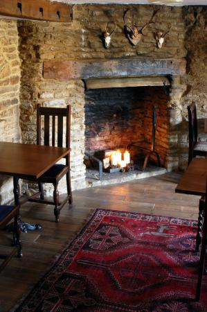 Duns Tew, UK: Snug Room