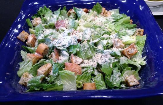 The Olive Tree Greek Mediterranean Grill: Caesar Salad