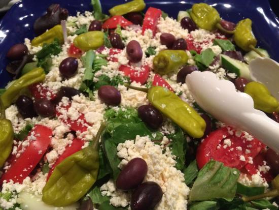 The Olive Tree Greek Mediterranean Grill: Greek Salad II