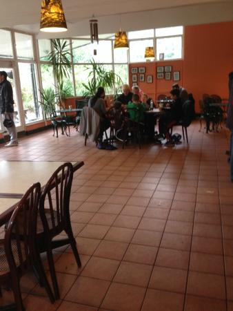 Gunnersbury Park Cafe