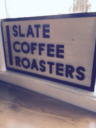 Photo of Cafe Slate Coffee Roasters at 5413 6th Ave Nw, Seattle, WA 98107, United States