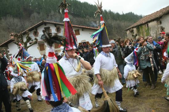 Danzantes de Zubieta